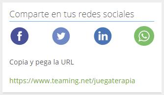 Redes sociales - Teaming